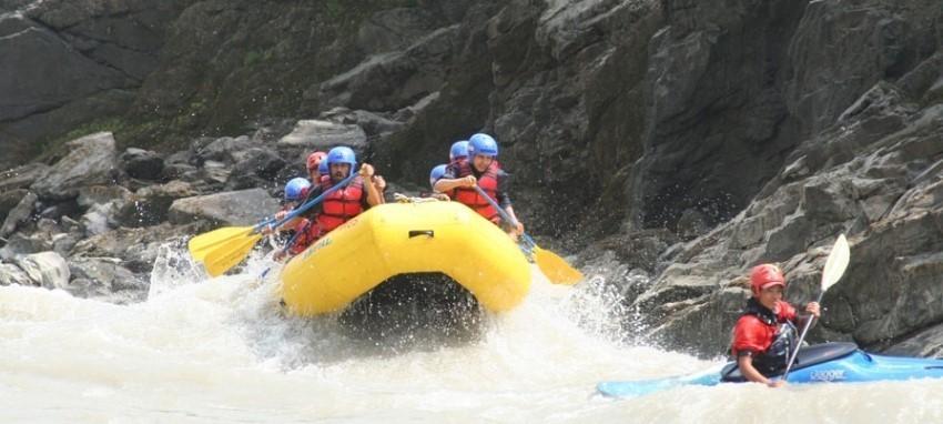 Rafting - N