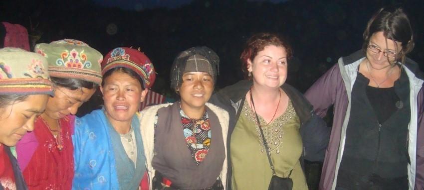 Sentier du patrimoine culturel Tamang - Tamang Culture au Gatlang Village