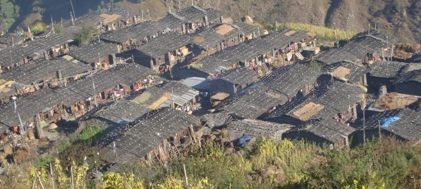 Sentier du patrimoine culturel Tamang - Gatlang village de Tamang Heritage Trail Trekking
