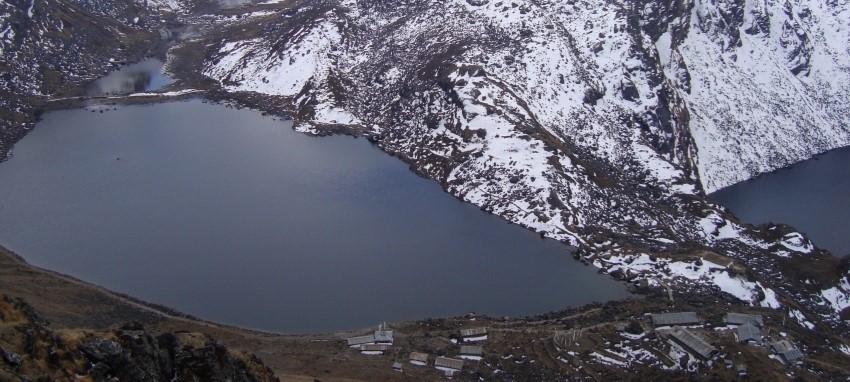 Trek dans le Langtang Gosaikunda - Langtang Gosainda Trekking-Saint-Lac Gosainkunda