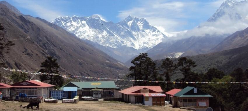 Trek du camp de base de l'Everest - Everest Base Camp Trek