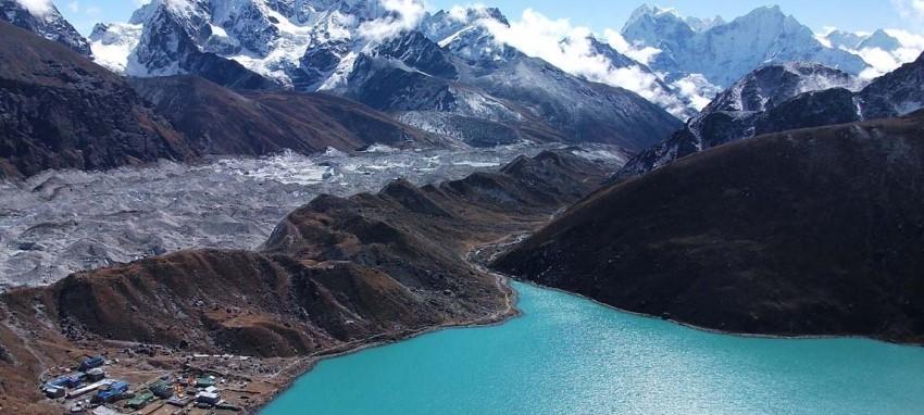 Trek de Everest Cho La Pass - Everest Chola Col Trek