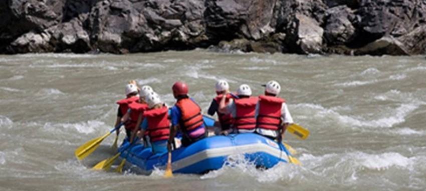 Rafting aventure de Trishuli - N