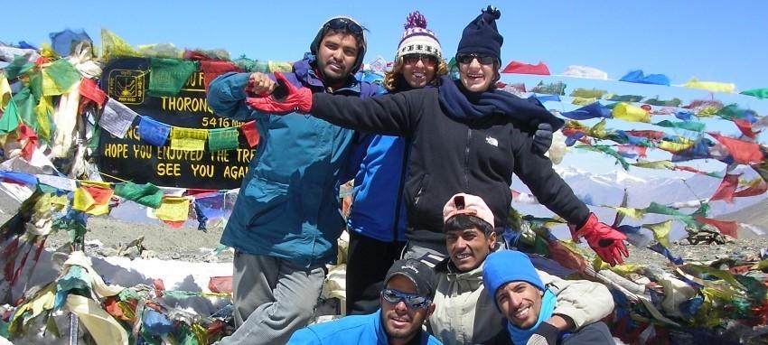 Trekking - Trekking au N