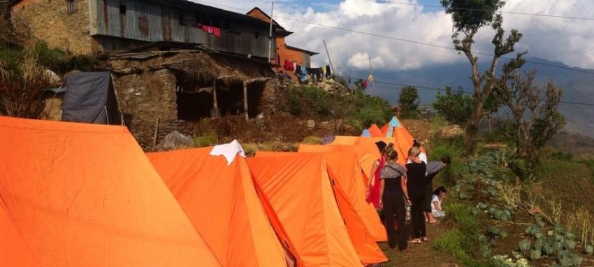 Nos services - Camping trek