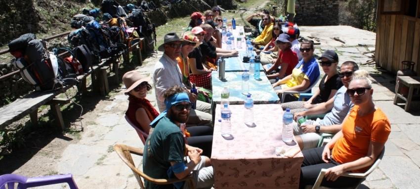 Nos services - Langtang trek