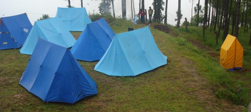 Trek - Camping  - Tented Camp Trekking in Nepal