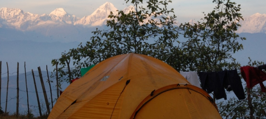 Trek - Camping  - Camping trekking in Himalayas