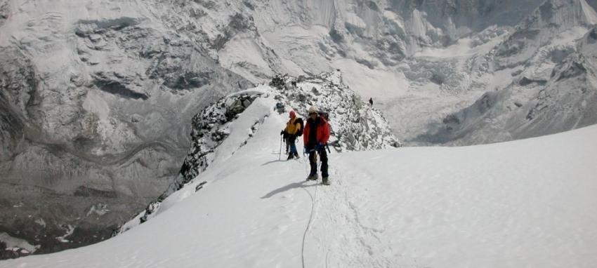 Redevances pour l'alpinisme -