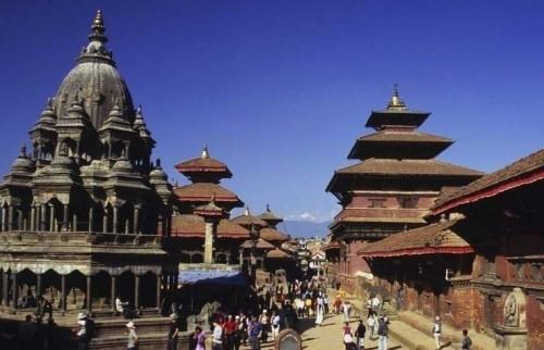 Autour de Katmandou