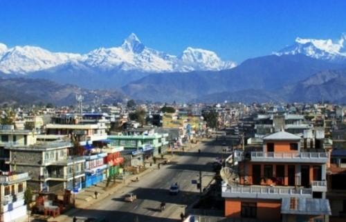Autour de la vallée de Pokhara