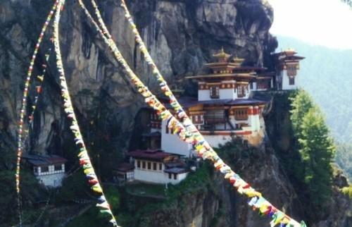 Visite de luxe du Bhoutan