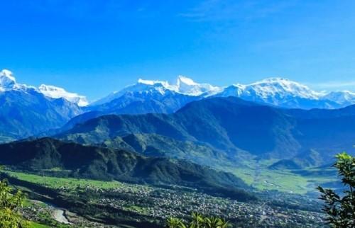 Visite de Katmandou et Pokhara