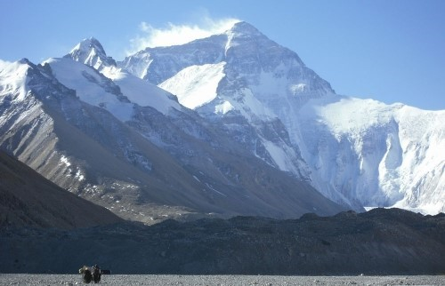 Visite de Kathmandu Lhasa et du camp de base de l'Everest (EBC)