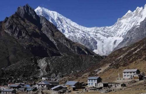 Trek dans le Langtang Ganjala Pass