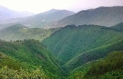 Randonnée de la colline de Nagarjun