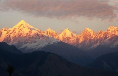 Trek dans les villages de Nagarkot et Balthali