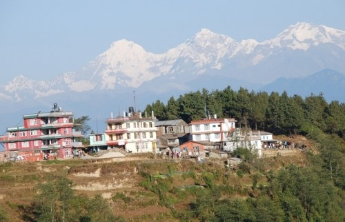 Trek de Nagarkot à Chisopani