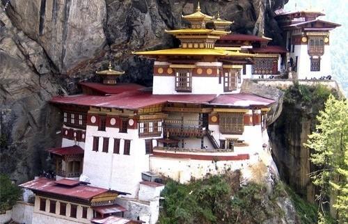 Visite du Népal et du Bhoutan