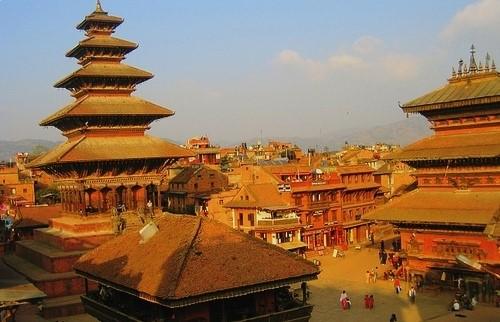 Visite des sites du patrimoine mondial du Népal