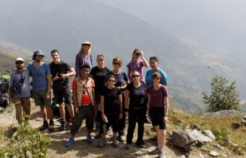 Randonnée dans la vallée de Shivapuri (2,563 m)