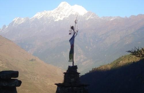 Sentier du patrimoine culturel Tamang