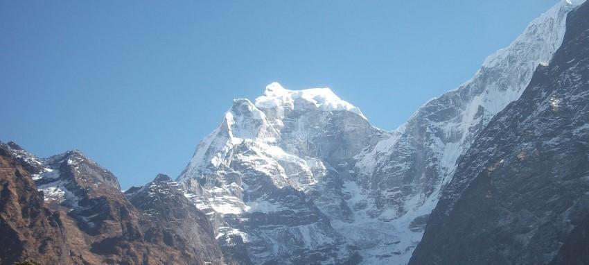Поход к подножию Эвереста - Конгде