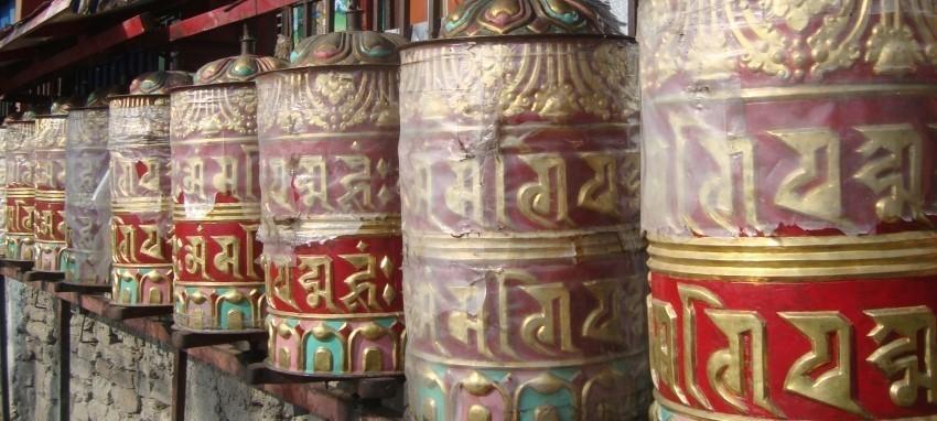 Поход вокруг долины Хеламбу - Поход вокруг долины Хеламбу - монастырь Таркегхьянг