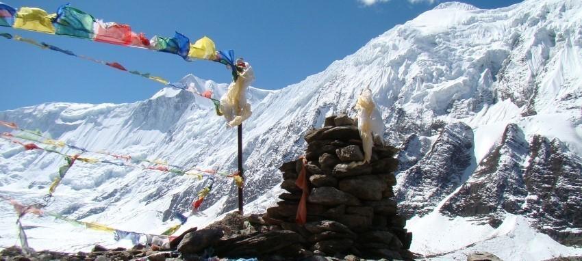 Поход вокруг верхнего Мустанга - Поход вокруг верхнего Мустанга, Непал
