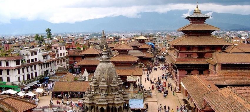 Экскурсия по Катманду - Экскурсия по Катманду