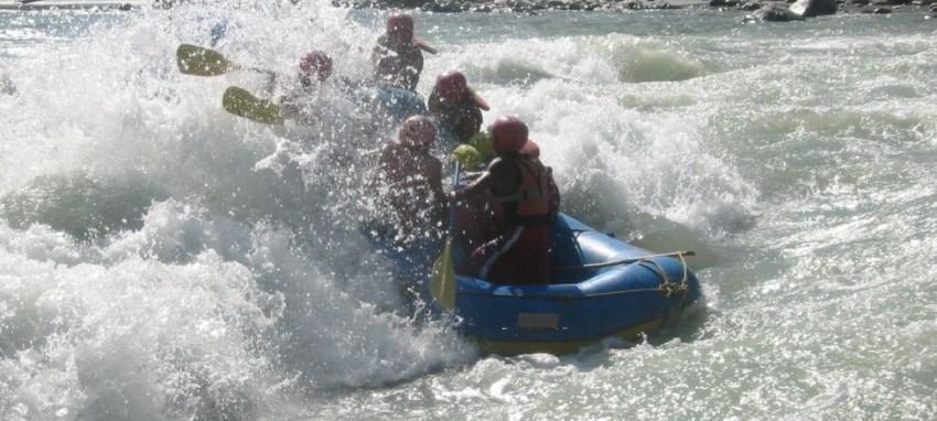 Сплав по реке Тришули - Рафтинг в Непале