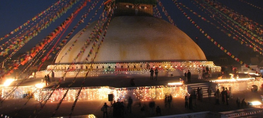 Культурологический тур - Cultural tours in Nepal