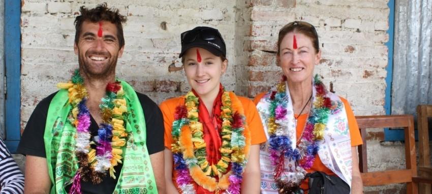 Сбор средств - Fundraising to support Nepal