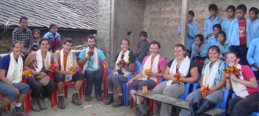 Наши услуги - Langtang trek Rasuwa
