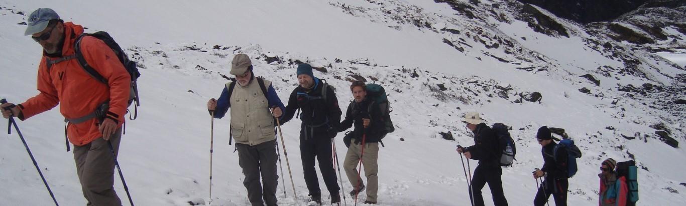 Походы в Гималаях