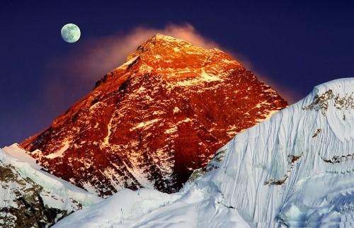 В окрестностях Эвереста