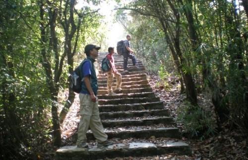 Поход на Чампадеви (2285 м)