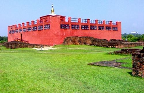 Из Лумбини в Дхармасалу
