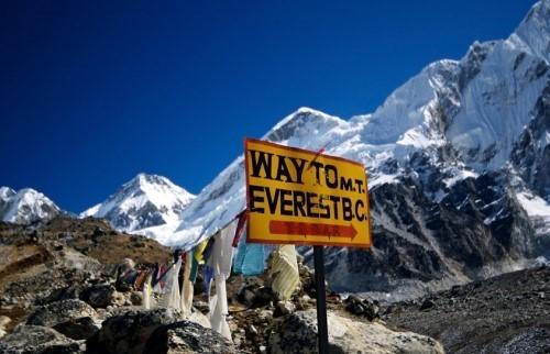 Поход к подножию Эвереста