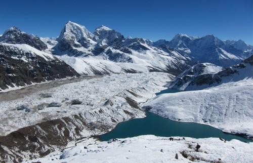 Поход к Эвересту и перевалу Чо-Ла
