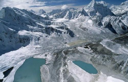 Поход к Эвересту и озеру Гокио