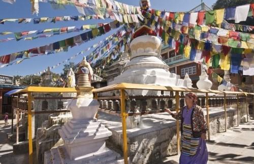 Поход в Намо Будда