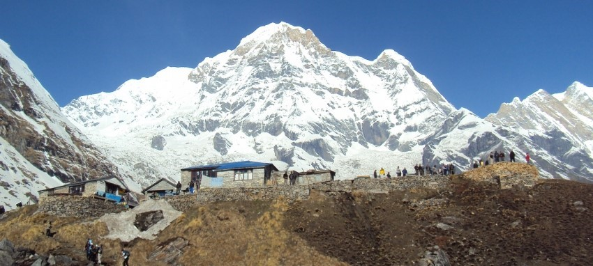 Annapurna Base Camp Trek - Annapurna base camp trek