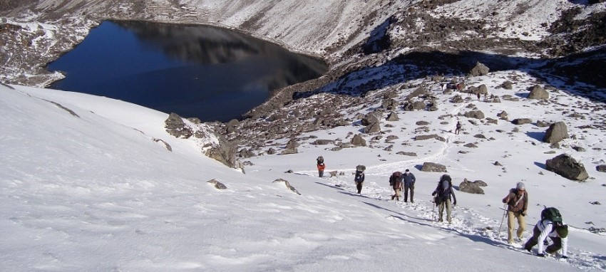 Gosaikunda Holy Lake Trek - Gosaikunda Holy Lake Trek