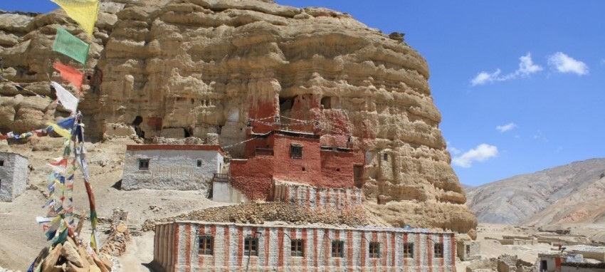 Upper Mustang region Trek