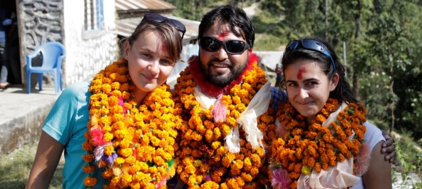 Business Partnership  - Trekking in Nepal with High Himalayan trekking and expedition