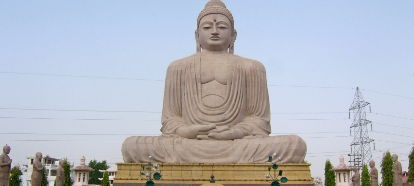 Lumbini to Dharmashala Tour - Bodh Gaya tour India