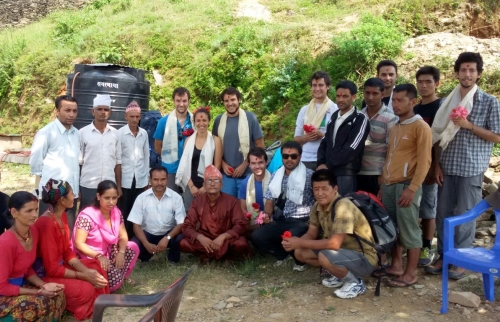 Medical camp service Trek 2015